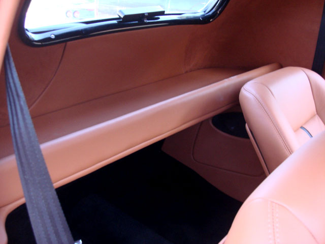 1936 Ford Coupe Custom Interior Restoration 1936 Ford
