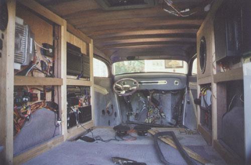 Street Seats - Custom Street Rod Interiors -32 Ford Roadster