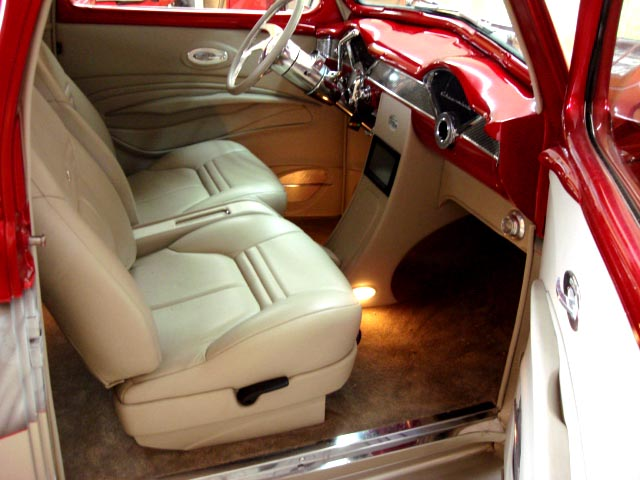 Pictures Of Street Rod Interiors Autos Post